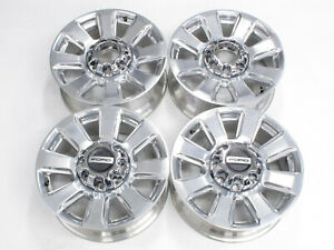 New 2020 Platinum 20 oem Ford F250 F350 Super Duty Factory Wheels Caps