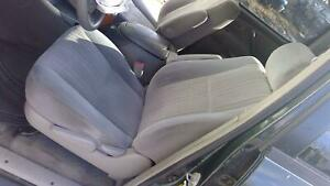 2005 2006 Toyota Tundra Driver Lh Manual Gray Cloth Bucket Seat