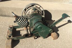 Rare Early Maytag Side Exhaust Engine Model 92 Motor 1928 Runs Great Will Ship