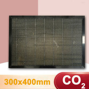 20mm Honeycomb Working Table 300 400mm Cnc Co2 Laser Engraving Cutting Machine