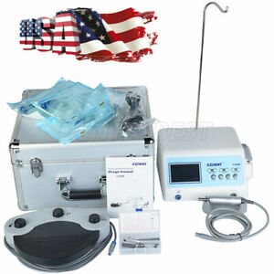Dental Implant Motor System Led Surgical Brushless With Contra Angle Handpiece