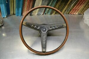 Ford Mustang Rim Blow Steering Wheel Mach 1 Deluxe 1969 1970 71 72 73