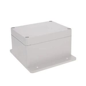 Fielect Electronic Junction Box Waterproof Ip65 Sealed Abs Plastic Diy Junction