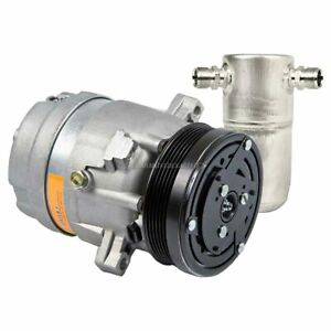 For Buick Lesabre Oldsmobile 88 1998 1999 Ac Compressor W A C Drier Gap