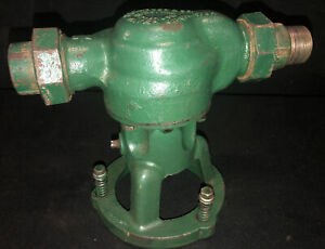 Vintage H a Thrush Co Water Circulator See Pictures For Details