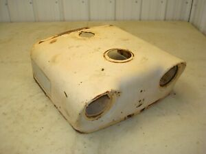 1963 Case 831 Tractor Front Nose Cone 830