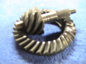 9 Ford Richmond 4 57 Ratio Ring And Pinion Gear Set