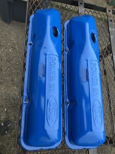 Ford Valve Covers 352 360 390 427 Fe Fomoco