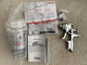 Satajet 5000 B Hvlp Spray Gun With 1 3 Nozzle And Rps Cups Part 210765