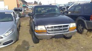1999 2000 Ford Ranger 3 0l 4x2 Rwd Automatic Transmission Assembly