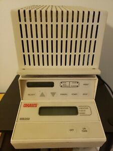 Ohaus Mb200 Moisture Analyzer Scale Tester Working