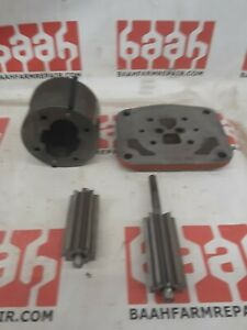 A141298 Hydraulic Charge Pump Case Tractor Models 2390 2394 2590 2594 3394 3594