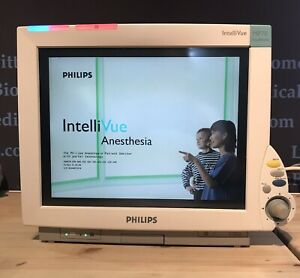 Philips Intellivue Mp70 Patient Monitor W M3001a Patient Ready