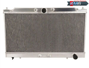 Aluminum Radiator For 1995 1999 Mitsubishi Eclipse Eagle Talon Manual 2 0l