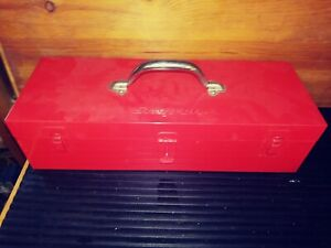 New Snap On Kra250b Tool Box With Tray Nos
