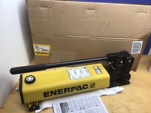 Enerpac P802 2 Speed Hydraulic Hand Pump 10 000 Psi New