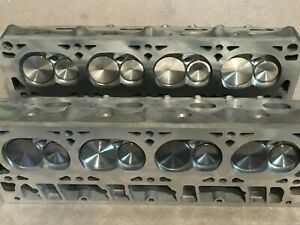 Ls1 Ls2 Ls6 Lsx Turbo Cylinder Heads 243 Stainless 2 02 1 57 Psi 600 No Core