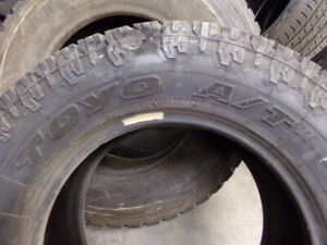 Toyo Open Country At2 Lt265 70r17 Tire Section Repair