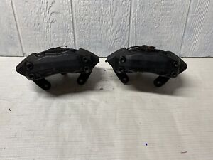 Oem 2000 02 Mercedes benz W220 S500 S600 S430 Front Set Brembo Calipers 122
