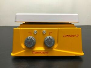 Thermolyne Cimarec 2 Hot Plate Magnetic Stirrer Sp46925 7 x 7 120v Warranty