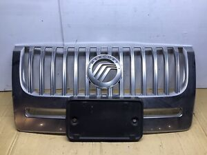 2008 2010 Mercury Mariner Grill Grille With Emblem Clean Oem 08 10