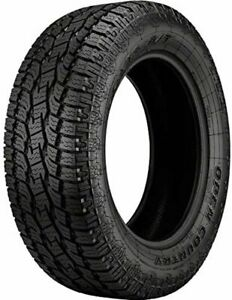 Toyo Open Country A t Ii Radial Tire 35 12 5r17 121r