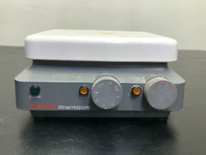 Corning Pc 320 Magnetic Stirrer 5 X 7 120v Stirring Analog Warranty