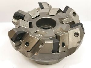 Ingersoll 5c4m 04r01 Face Mill W 5136302 1pc Used