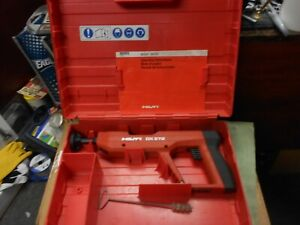 Hilti Dx E72 Powder Actuated Tool pictures Show All