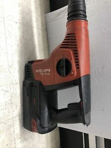 Hilti Te 7 a Hammer Drill No Charger Used