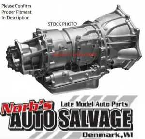 1987 Chevy S10 Pickup Manual Transmission Oem