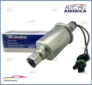 1 New Genuine Acdelco Gm Fits 6 5l Fuel Lift Pump 1992 2002 Gm Diesel
