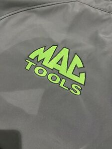 Mac Tools Coat Size Large Spanners Box Snap On