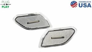 Diode Dynamics Dd5068 Led Sidemarkers For 2018 2019 Jeep Jl Pair Clear