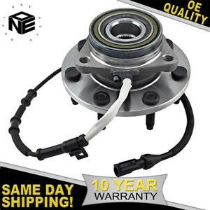 Front Wheel Bearing Hub Assembly For 2000 2003 Ford F 150 2004 F 150 Heritage