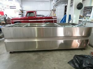 10ft Stainless Steel Ozark Hydrographics Hydro Dip Tank W Accessories