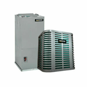Oxbox A Trane Brand Split Heat Pump 3 5 Ton With 10 Kw Electric Heat
