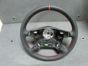 Porsche 986 993 996 New Leather Tiptronic Only Steering Wheel 99334780464a28