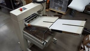 C p Bourg Sta Collator Stacker Barely Used
