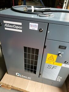 Atlas Copco Model Sf2 Oil Free Air Scroll Compressor 3 Hp