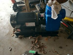 Amt 487195 4 In Cast Iron Self priming Centrifugal Pump