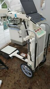 Urgent Care Digital Xray Machine All In One Mobile X ray
