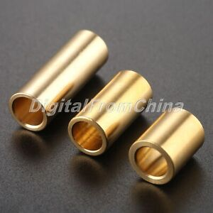 Copper Sleeve 3d Printer Bearing Bushing Ultimaker Working With 8mm Smooth Rod