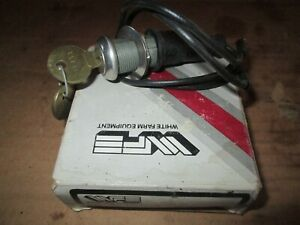 Minneapolis Moline U gvi jeto 5star Brand New Ignition Switch Nos