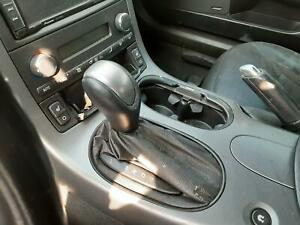 Automatic Transmission 6 Speed Floor Shifter Option Myc Chevy Corvette 06