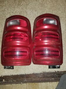 2000 Ford Expedition Tail Lights