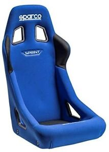 Sparco Seat Sprint 2019 Blue