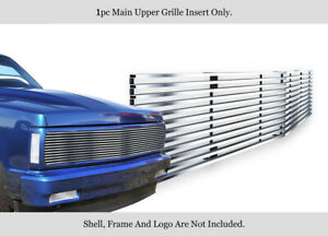 91 94 Chevy Blazer Phantom Grille 1991 1993 Chevy S 10 Phantom Stainless Grille