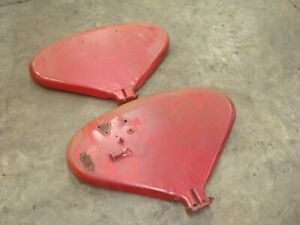 1964 International Ih Farmall 504 Rc Tractor Fenders