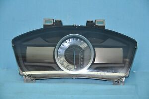 2012 Ford Explorer Limited 3 5l Awd 2 Dash Instrument Gauge Cluster Panel Oem